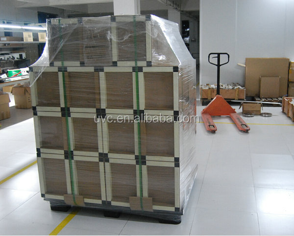 drinking water uv sterilizer self-cleaning filter