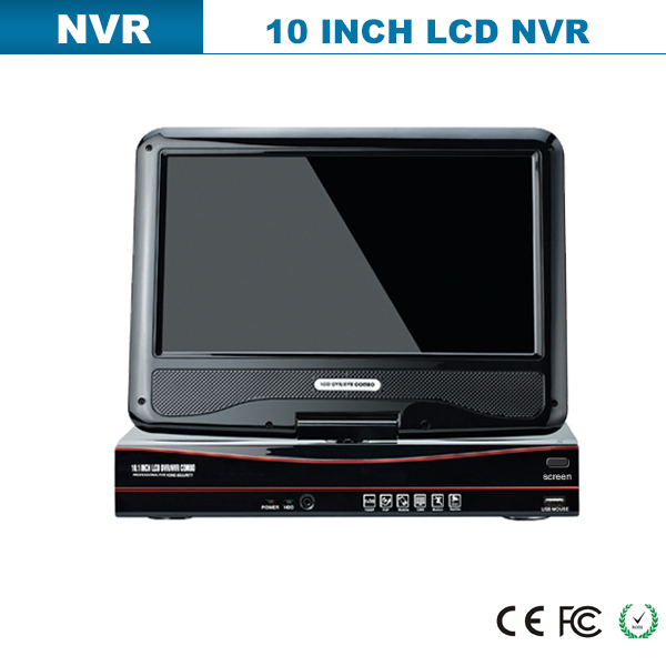 8CH 1080P mobile H.264 Onvif Mini Portable NVR Support 3G WIFI AHD DVR