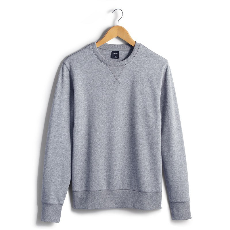 China Custom Sweater Wholesale Fashion Gray Wool Sweater Cheap ...
