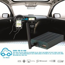 Newest mirabox milion car radio dvd fit for any car wholesale manufacturer