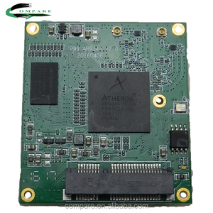 factory tailormade 5 8G 2 4G dual band atheros ar9344 openwrt wifi router  wireless module