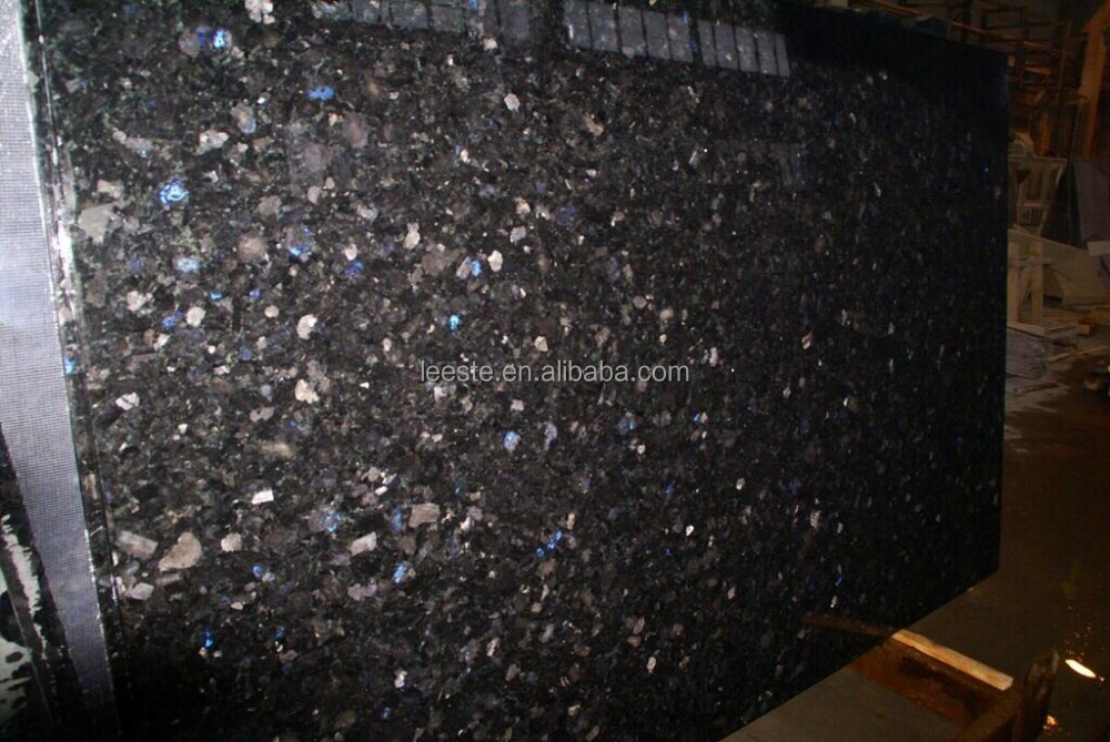 Hot sell Precious blue cheap 60x60 granite tile for countertop