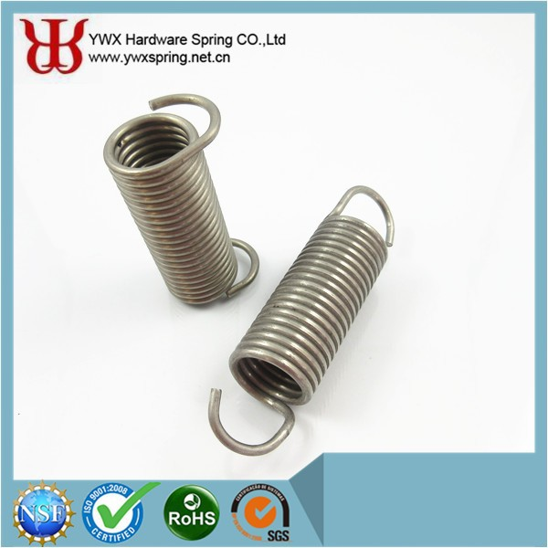 Custom steel precision two-way shape memory alloy spring
