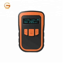 China Portable Smart Outdoor and Indoor Home PM2.5 PM10 Air Quality Pollution Detector Meter Monitor