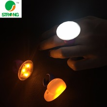 sparkling ring flashing ring led light finger ring