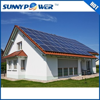 China Wholesale Solar Kit For Home 3kw Solar Power