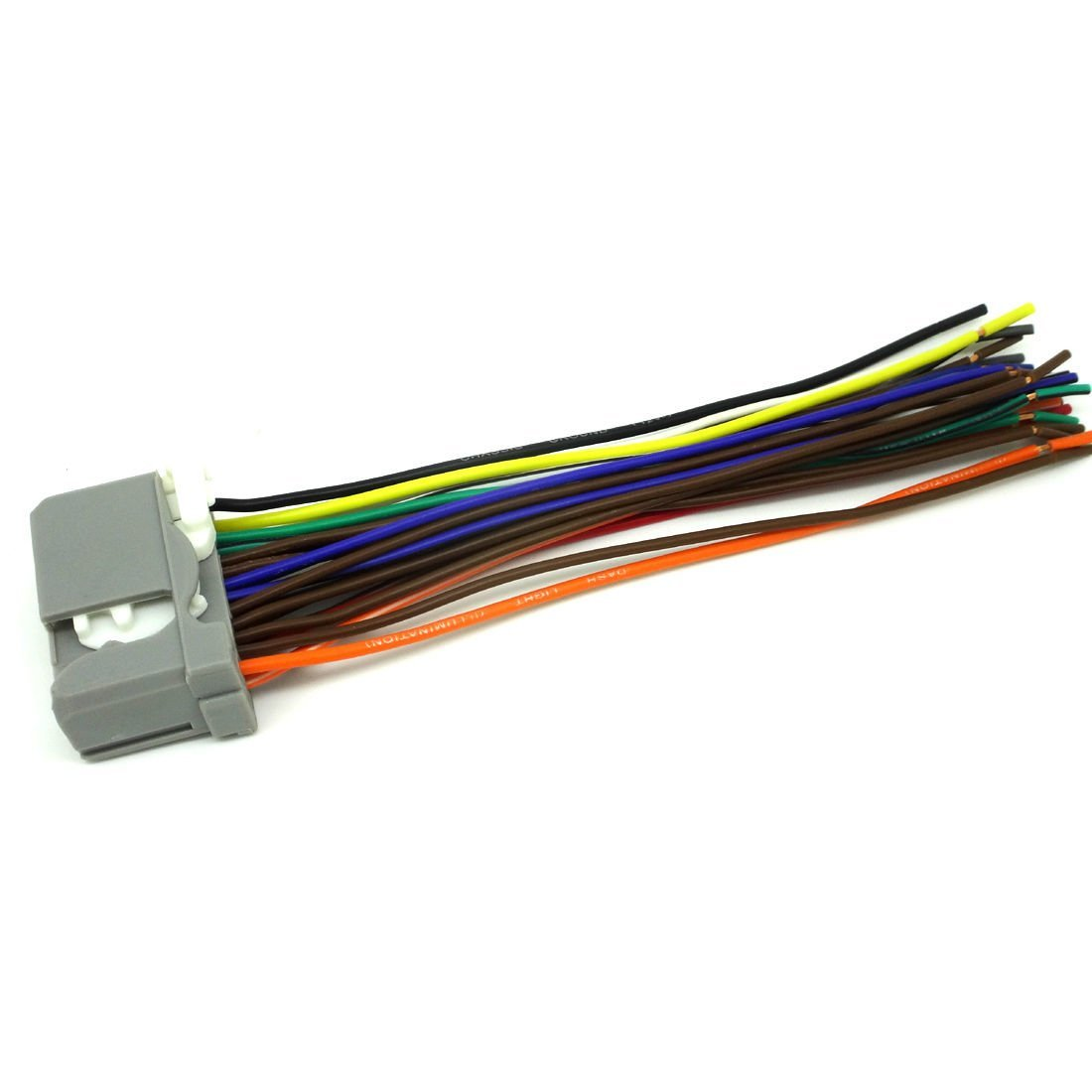 Scosche Radio Wiring Harness Get Free Image About Wiring Diagram