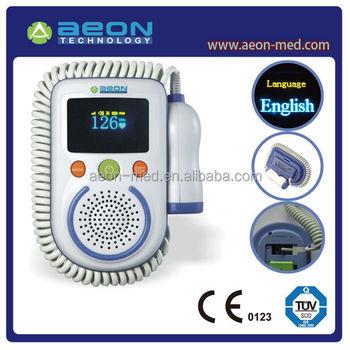 portable doppler ultrasound machine