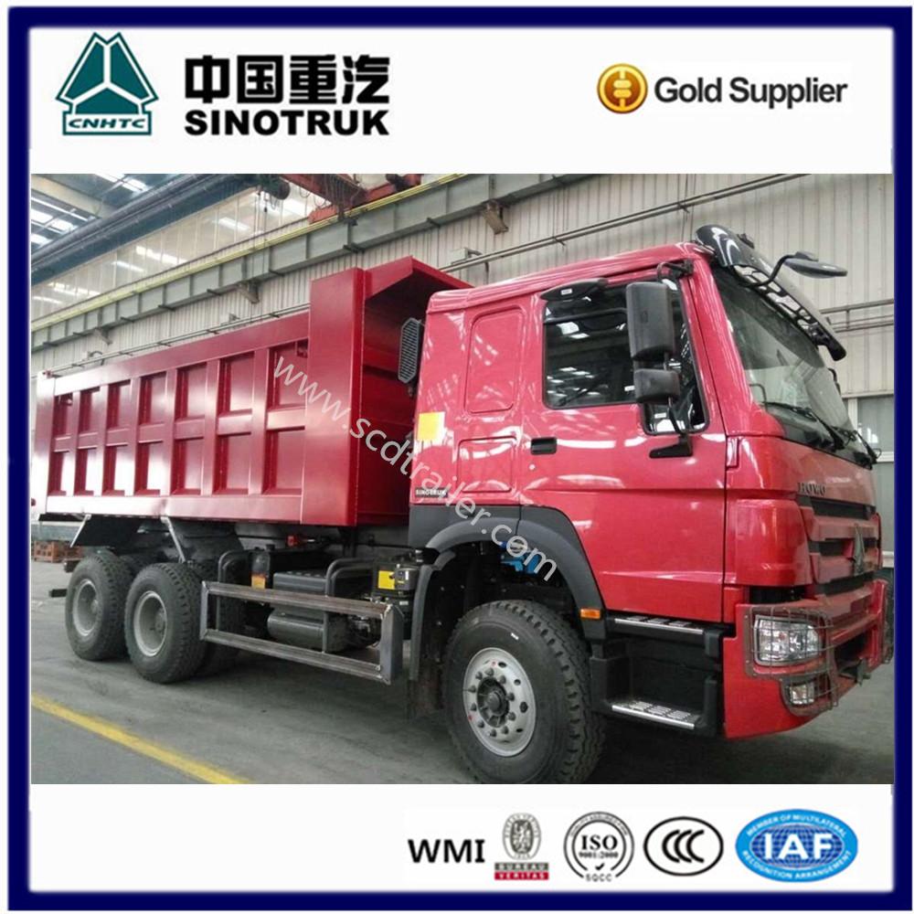 Chengda 3 Achsen 60ton Hyva Hebe Kippen Dump Kipper Sattelschlepper ...