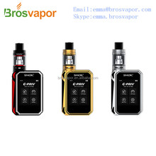 New product Smok G-PRIV KIT stand out SMOK G-PRIV 220 With TFV8 Big Baby Starter Kit W/O Battery can be pre-ordered