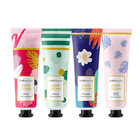 private label Portable Travelling Moisturizing Whitening hand cream lotion