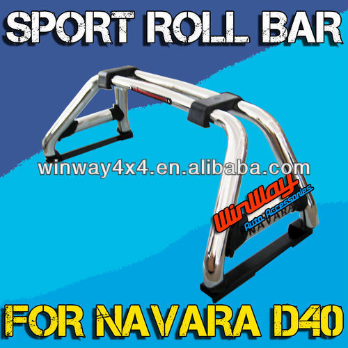 ROLL BAR FOR NISSAN NAVARA 2006-2012