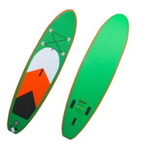 US fin box sup board inflatable with led light