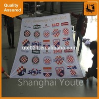 competitive price super-poly indoor russian federation banner indoor roll up banner