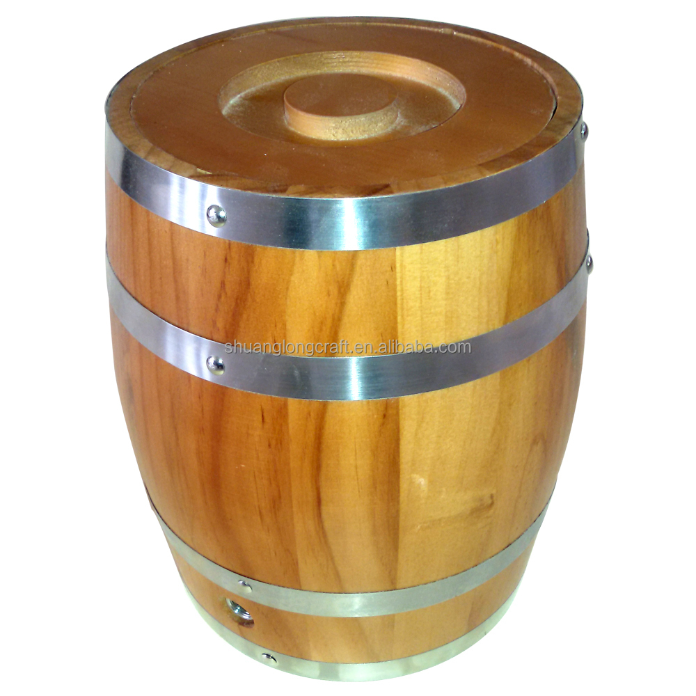 China Supplier Small Beer Kegs,Wooden Beer Barrel For Sale