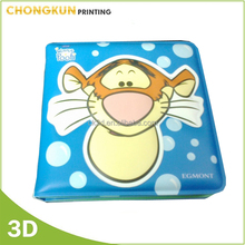Funny early education Baby bath book soft toy making books