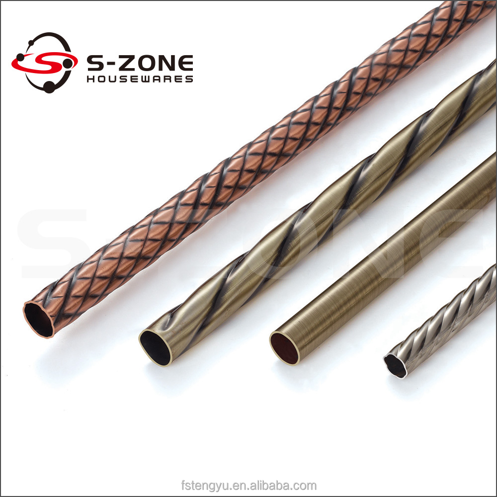 Wrought iron drapery rods - Twisted Wrought Iron Curtain Rods Twisted Wrought Iron Curtain Rods Suppliers And Manufacturers At Alibaba Com