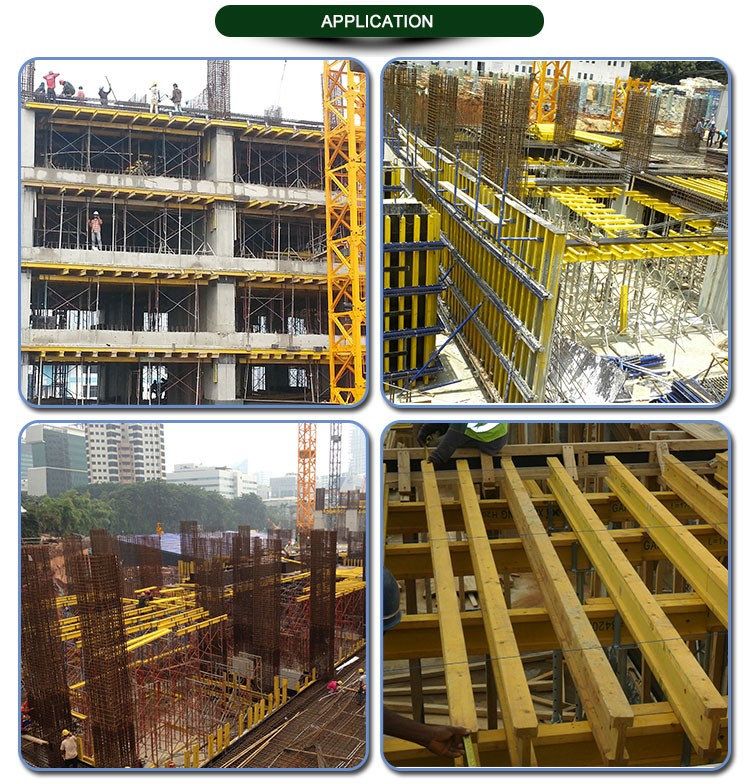 H20 Timber Beam Slab Formwork System Buy H20 Timber Beam
