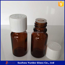 Quality assurance 10ml dropper bottles glass, cosmetic glass bottle