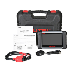 Autel MaxiCOM MK808 car diagnosis scanner with EPB/IMMO/DPF/SAS/TMPS functions