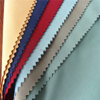 Cotton Polyester Elastane Fabric 20X16+70D 96X56