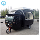 New style mobile kitchen van/stainless steel mobile food trailer/small food truck