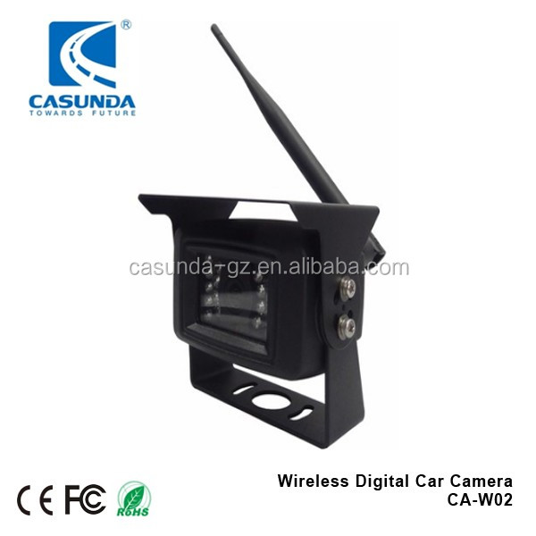 Long Range Car Reverse Camera Bluetooth Kit With 7inch Digital Monitor And  Camera For Van,Motorhome,Truck,Heavy Duty Vehicle - Buy Car Reverse Camera