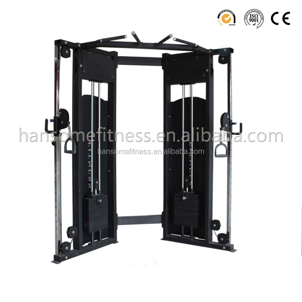 Shandong Hansome fitness Commercial gym <strong>equipment</strong> / Multi functional trainer / cable crossover