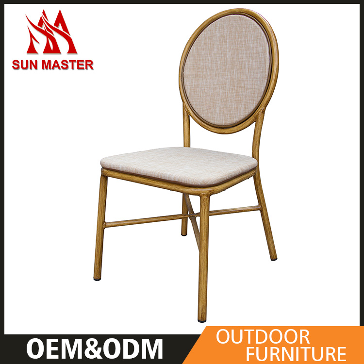 Best Selling Hotel Wedding Banquet Chair With Cushion
