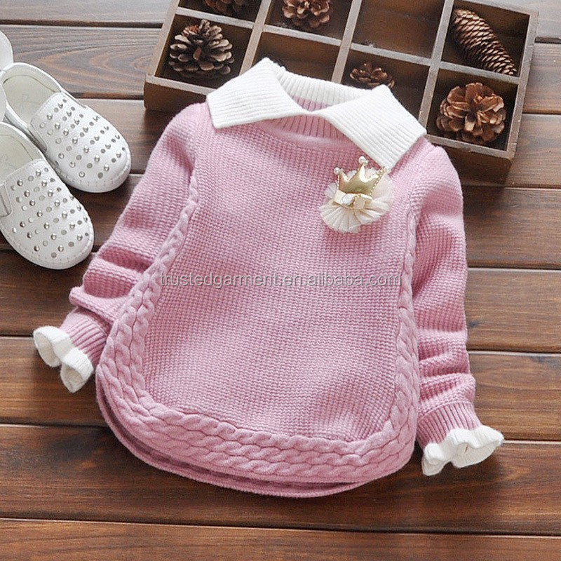 251593a572c7 Autumn Winter Latest Woolen Girls Sweater Design - Buy Girls Sweater ...