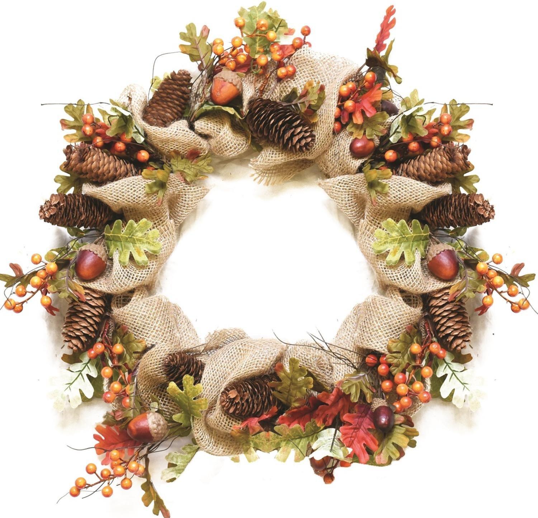 10x Fake Fruits Artificial Mini Acorn Oak Nut Ornaments Home Party DecorativeP0