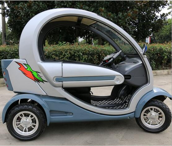 Chinese Adult Electric Mini Car Environmentally friendly ,mini car with EEC