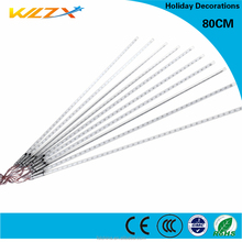 Hot sale 500mm 800mm led tube light meteor for festival lighting