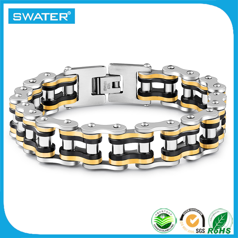 Wholesale Fashion Designer Mens Stainless Steel Jewelry Bangle Bracelets Raw Materials