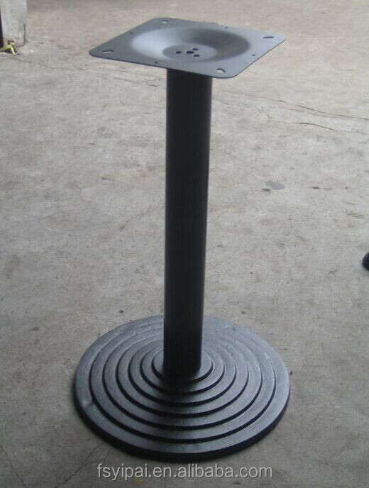 F17 Stainless Steel Dining Tulip Table Base