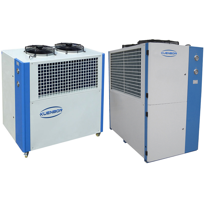 5 Hp Water Chiller Machine Industrial Air Cooled Chiller