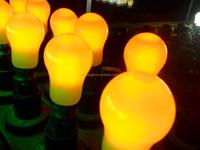 2016 liquid 360 6w 8w LED Mosquito Repellent bulb E27 LED bulb light yellow