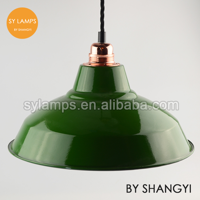 New Technology Enamel Lamp Shades Enamel Lights China Supplier ...
