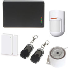 New & Hot!!! Wireless Alarm System With iOS & Android APP Control PH-G1