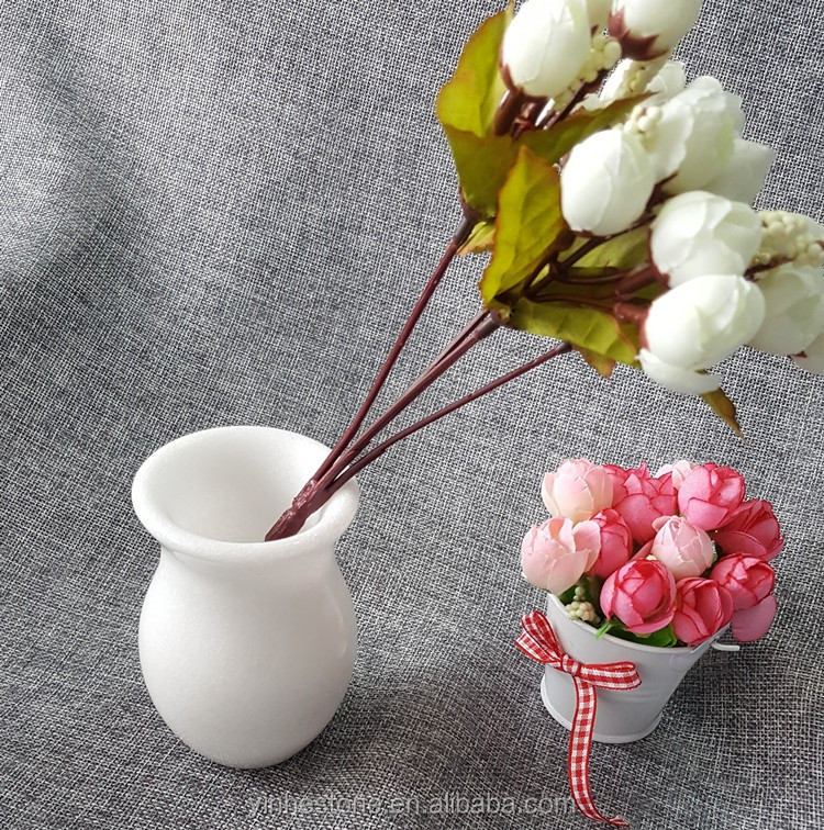 eco-friendly stone marble flower vase