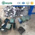 Scrap Small Type Lead Acid Battery Recycling Machine