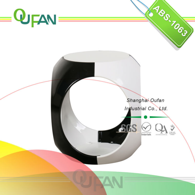Oufan commercial small round coffee table for home use ABS-1063