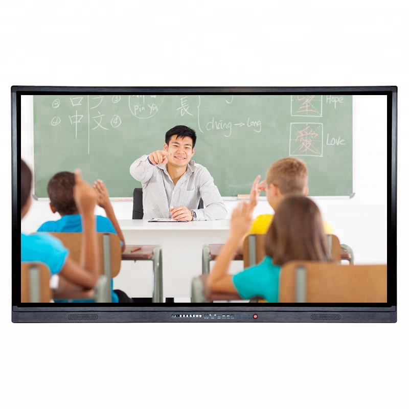 86 Inch Lcd Touch Screen Interactive Panel TV