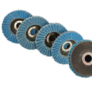 "Mini 2"" Zirconia Flap Sanding Discs With Reinforced Fiberglass For Stainless Steel 240 Grit, QTY 20, good quality"