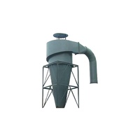Moderate Price Fume Removing dust collector cyclone/dust separator with The Anti-Explosion System.