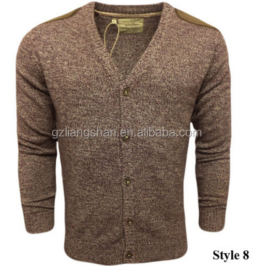 Laundry Jumper Mens Knitwear Fair Isle Aztec Cardigan Knit V Neck ...