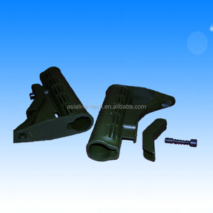 Plastic handle, Customized plastic injection molding, mold.