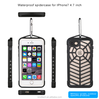 Rugged Underwater Protective Case for iPhone 7 Water Resistant Case with Superior Camera Lenses
