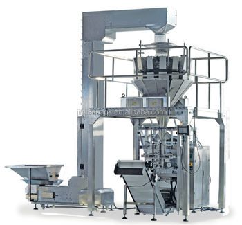 Automatic vacuum chocolate bar frozen food cookies for Food bar packaging machine