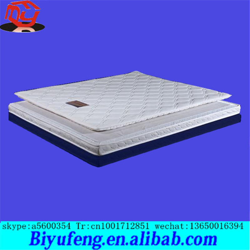 good quality made in china full medicated mattress